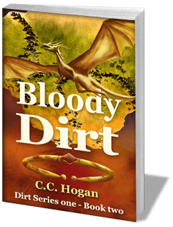 Bloody Dirt - series one, book two